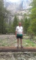 Pádraig ag Eas Yosemite