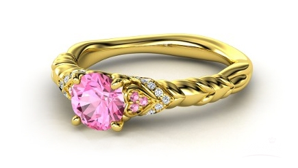 anel de princesa
