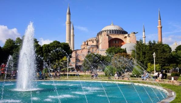 Istambul - Igreja Santa Sofia