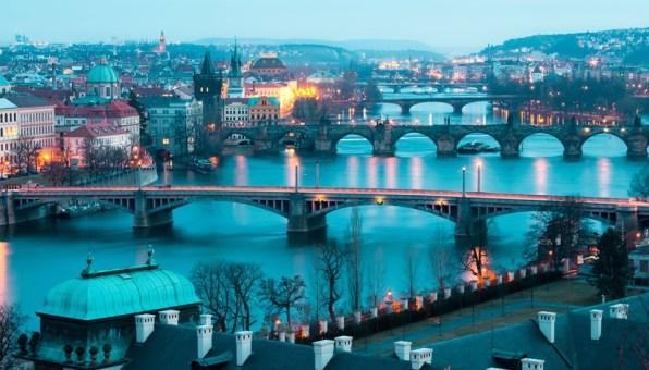 Praga - Rio Vitava