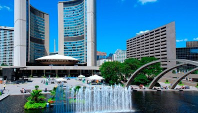 Toronto - Civic Square Canadá