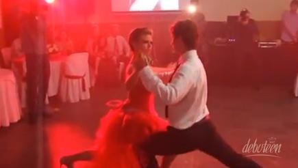 Coreografia Tango 15 anos