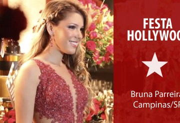 Festa Hollywood Debutante Bruna Parreira