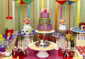 festa carnaval decoração