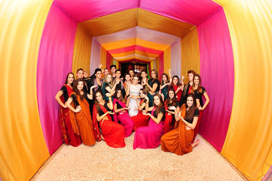 Festa indiana temática