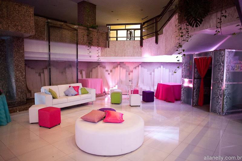 Criando Lounges para festas