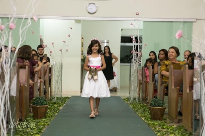 Dama e ritual do sapato 15 anos