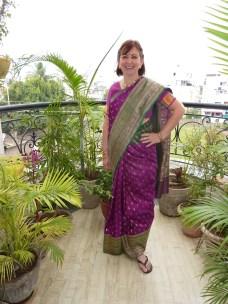 Another amazing sari