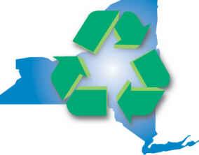 New York Recycles Symbol