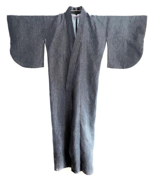 Yukata The One and Only Hickory Indigo Dye Hemp