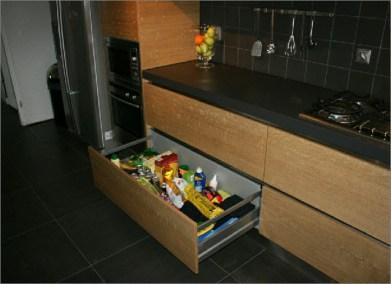 Keuken eiken naturel