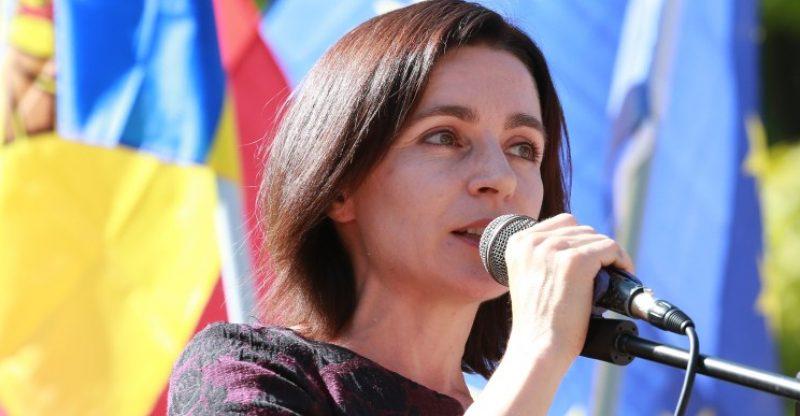 Maia Sandu și-a publicat Manifestul electoral   DECA.md