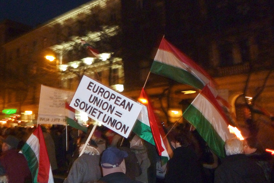 Hit 'Resend': Hungary's Post-Brexit Battle