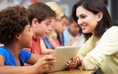 How one former educator views new technology in schools