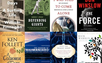 The Decafnation lists its favorite books read during 2017