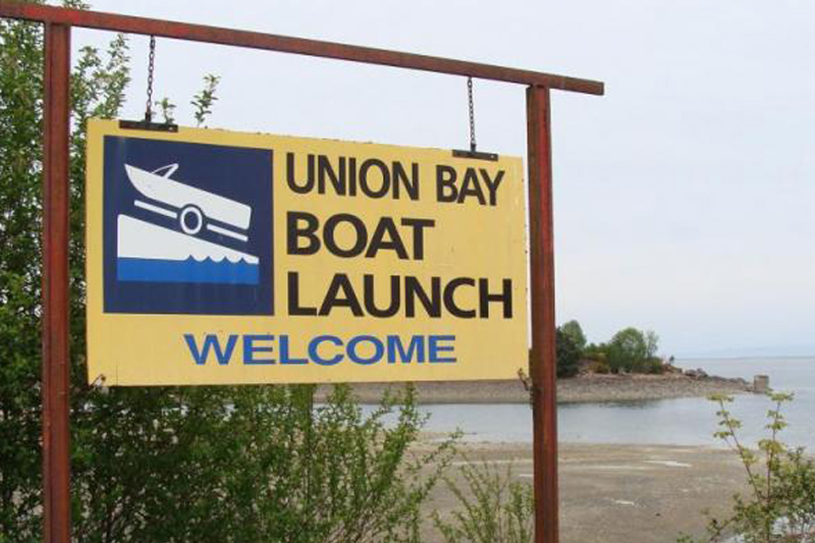 Union Bay: in or out of CVRD?