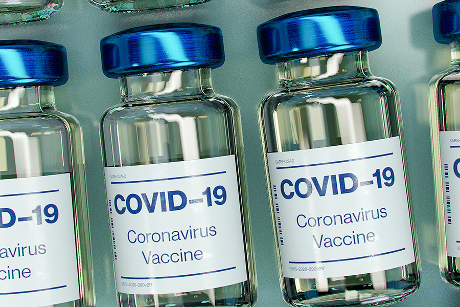 Let's vaccinate the whole world against the COVID-19 virus as we did with polio