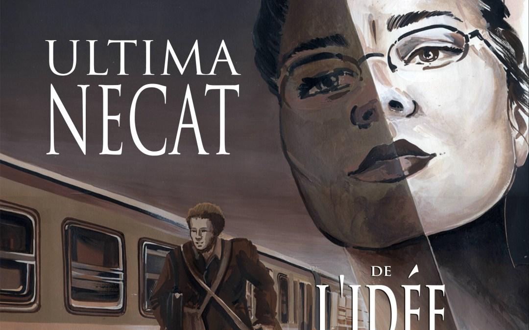 Livre électronique : Ultima Necat, de l'idée à la réalisation