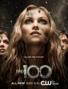 The 100 - Promotional Poster2