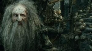 Thrain, Fils de Thror, père de Thorin Oakenshield, dans la Version Longue