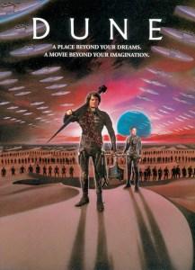 L'affiche française du Dune de Lynch