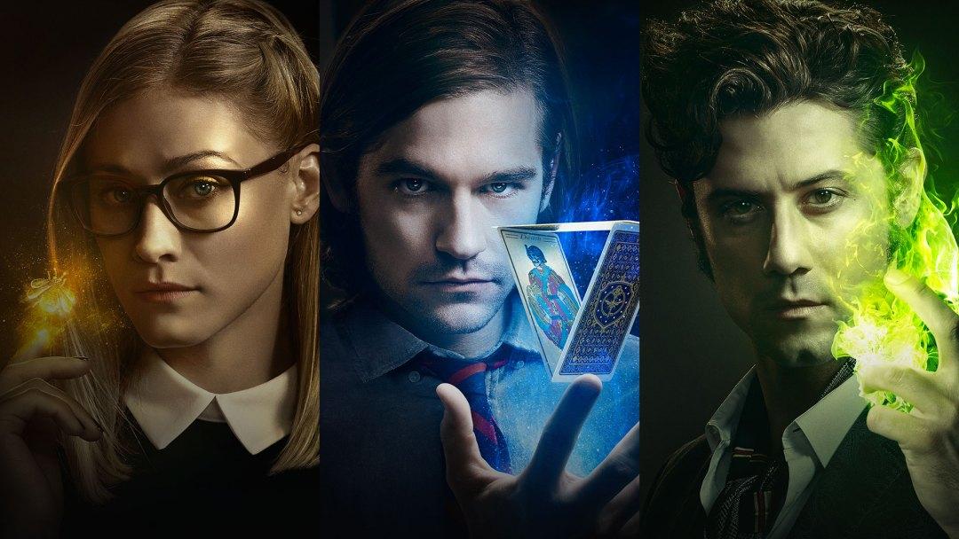Cast The Magicians partie 1