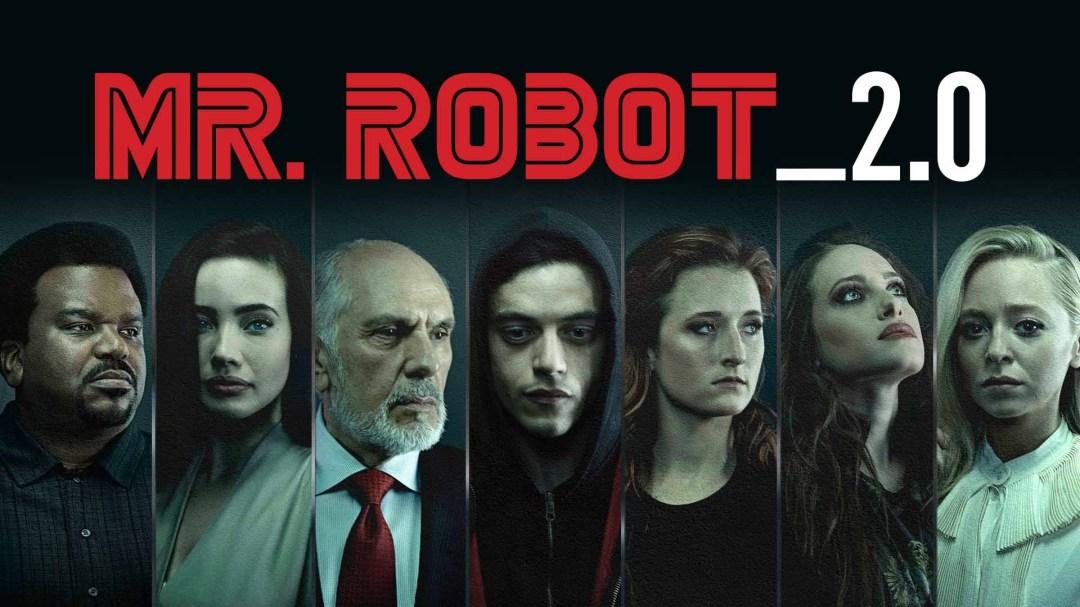 Les personnages principaux de la saison 2 de Mr. Robots