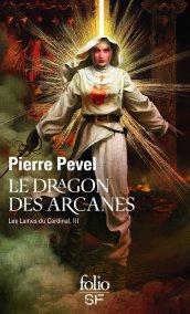 Couverture du roman Le dragon des arcanes