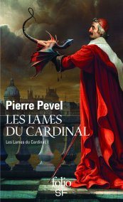 Couverture du roman Les Lames du Cardinal