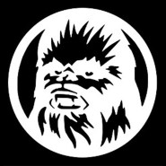 chewbacca decal
