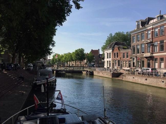 Weerdsluis in Utrecht - de Canicula