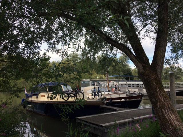 De Canicula in de Biesbosch