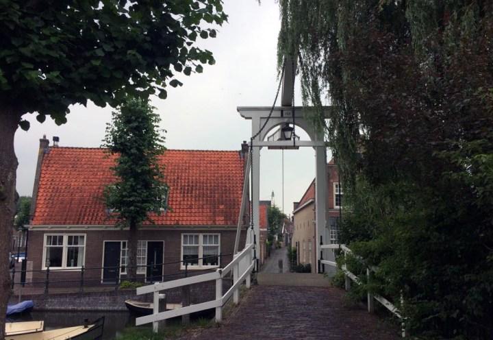 Monnickendam straten - De Canicula