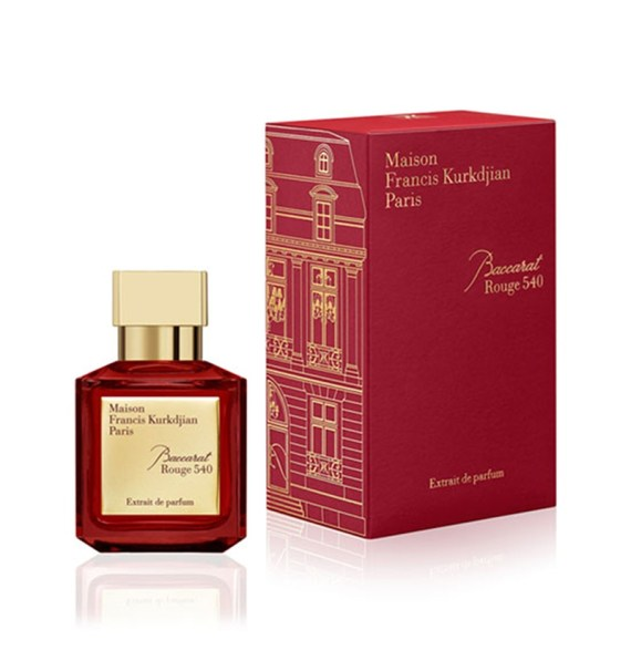 Maison Francis Kurkjdian Baccarat Rouge 540 Extrait De Parfum The Fragrance Decant Boutique