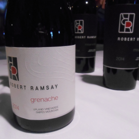 Robert Ramsay wines