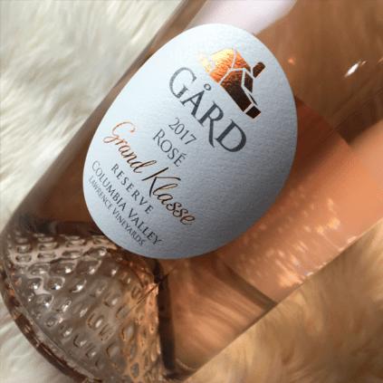 Gård Vintners 2017 Grand Klasse Rosé