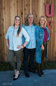 Chris Upchurch family