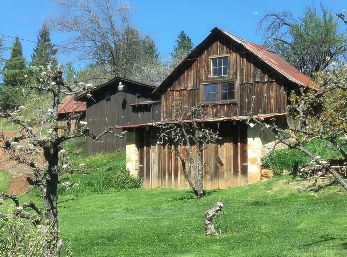 Boeger Vineyard historical building