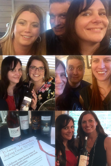 Sisters of the Vinifera Revolution event and Decanted Podcast