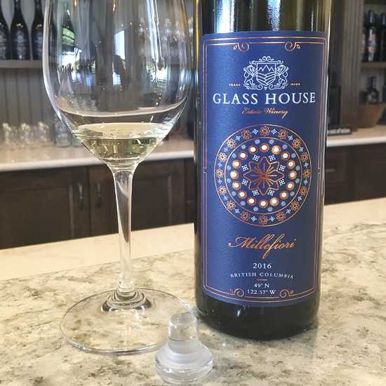 Glass House Estate Winery, 2016 Millefiori