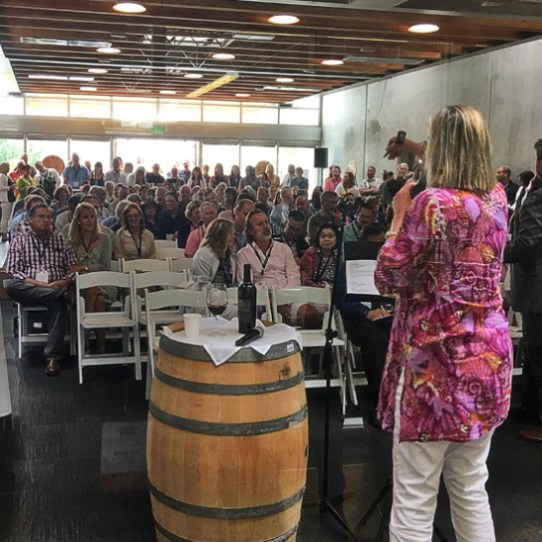 Auction of Washington Wines, Private Barrel Auction