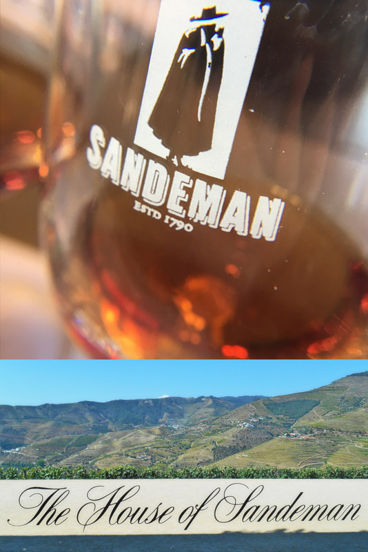 Quinta do Seixo, Sandeman port