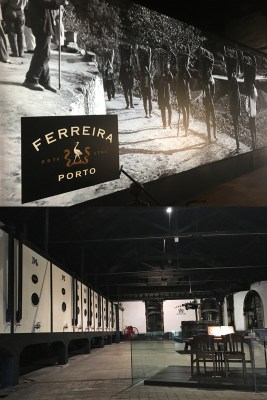 Ferrerira Port house