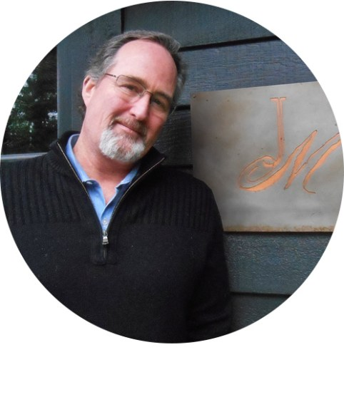 John Bigelow, winemaker for JM Cellars, Woodinville, WA