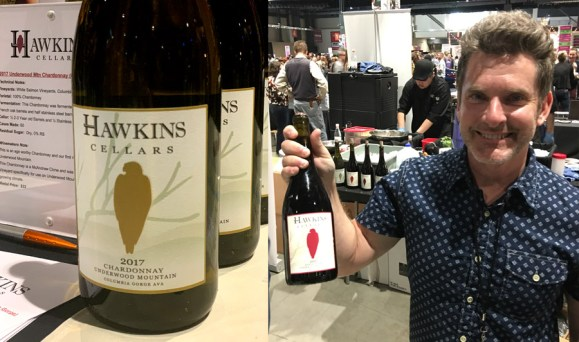 Thane Hawkins of Hawkins Cellars