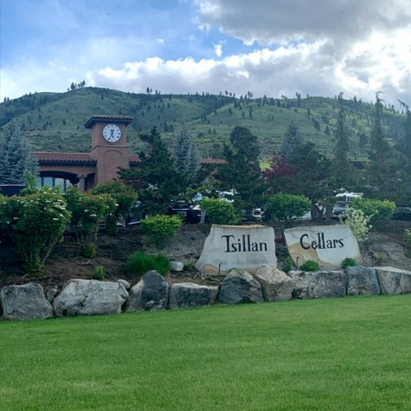 Tsillan Cellars Sorrento's Ristorante in Lake Chelan, WA