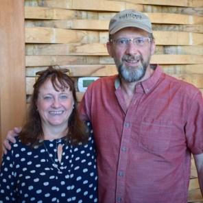 Tim and Kelly Hightower, Hightower Cellars