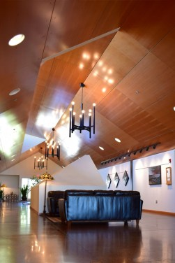 Kiona Vineyards tasting room interior, Red Mountain