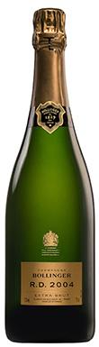 Bollinger, R.D., Champagne, France, 2004