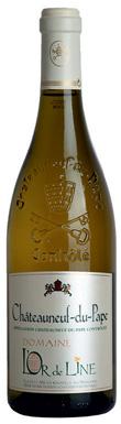 Domaine l'Or de Line, Châteauneuf-du-Pape, Tradition Blanc,